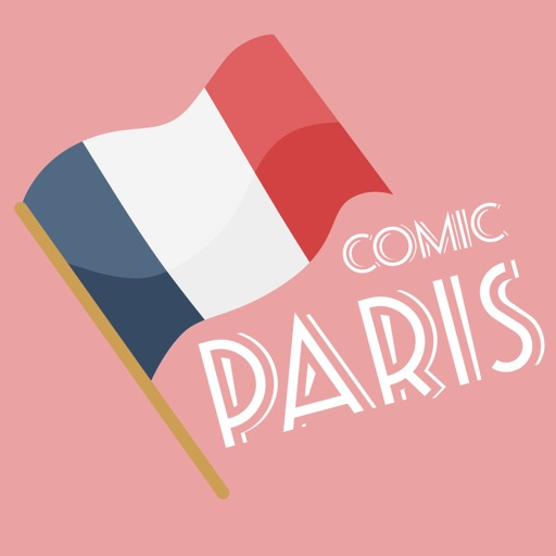 I love Paris Stickerpack
