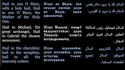 Coptic Reader Screenshot
