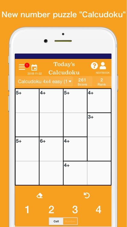 Sudoku — Next Number Puzzle screenshot-7
