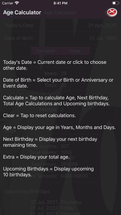 Interest Calculator :: screenshot-3