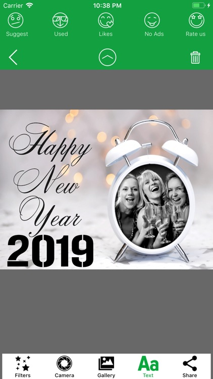 2020 Happy New Year Frames HD screenshot-5