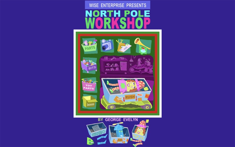 North Pole Workshop for Mac