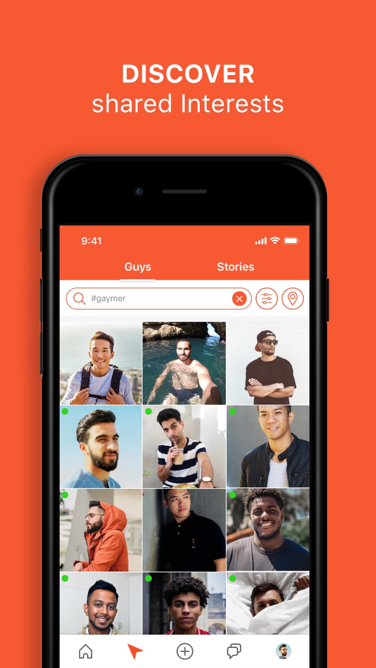Hornet - Gay Social Network Screenshot