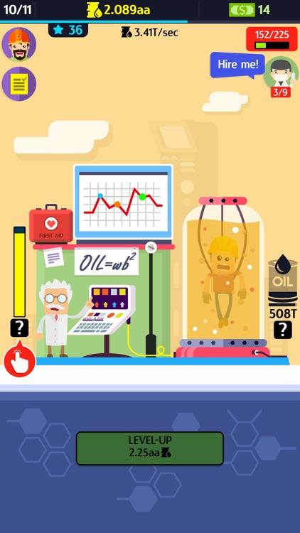 Oil, Inc. - Idle Clicker screenshot-6