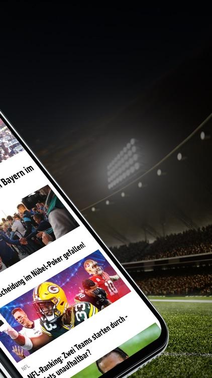 SPORT1: Sport & Fussball News screenshot-8