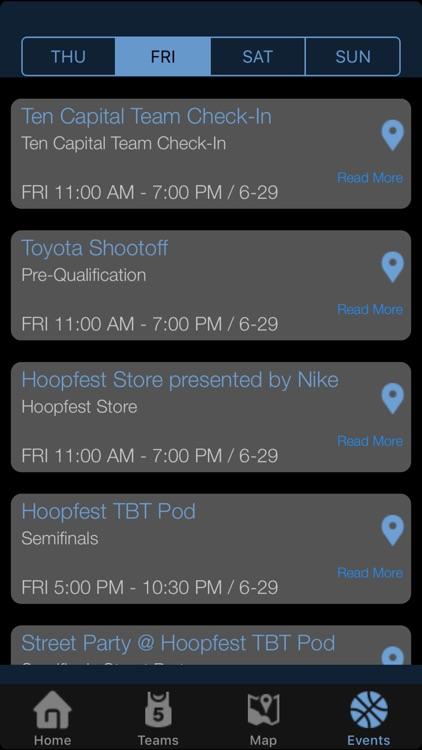 Hoopfest 2019 screenshot-6