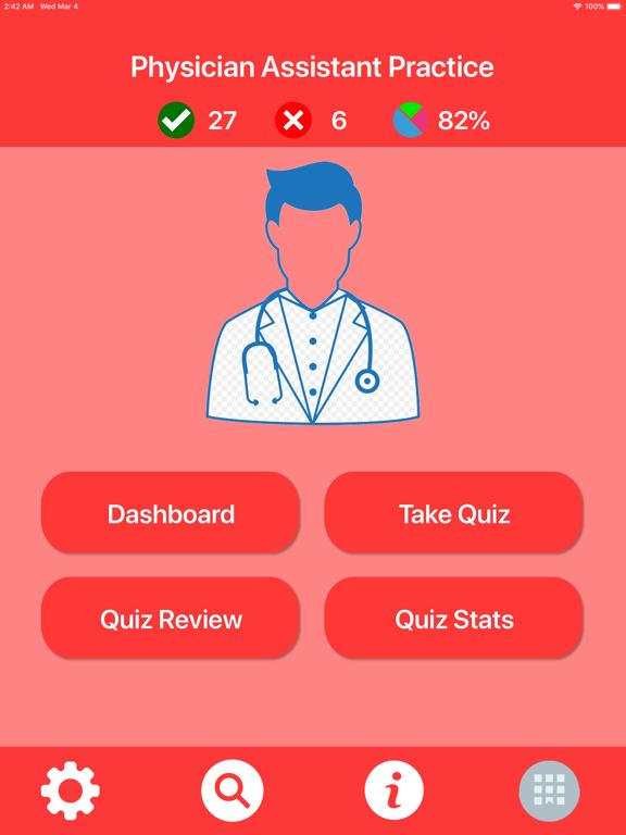 Physician Assistant Practice screenshot 8