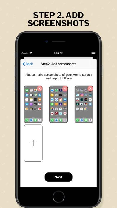 Alphabet - Apps Organizer Screenshots