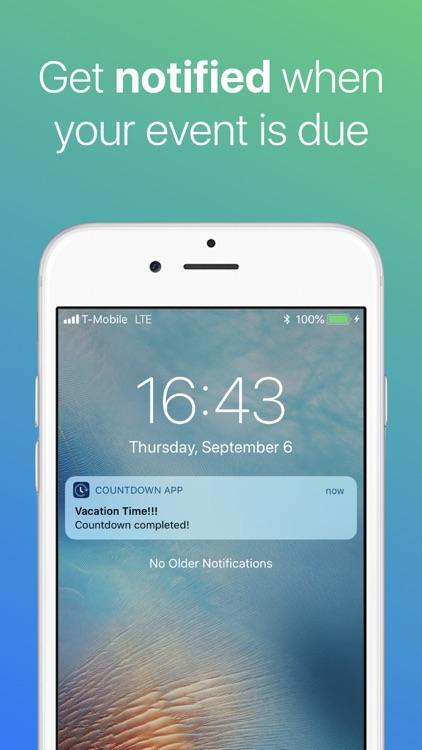 Countdown ◎ screenshot-4