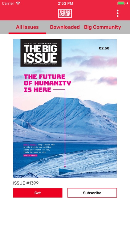 The Big Issue UK