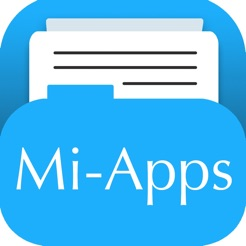 Mi-Apps on the App Store