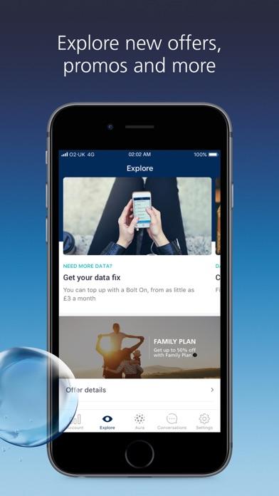 My O2 by Telefonica UK Limited (iOS, United Kingdom