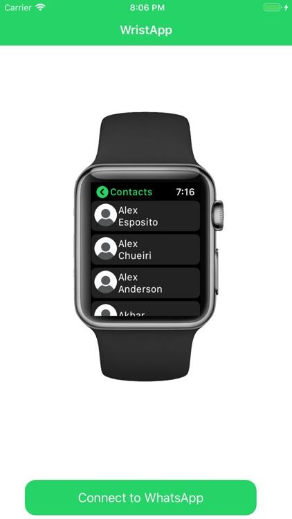 WristApp for WhatsApp screenshot-3