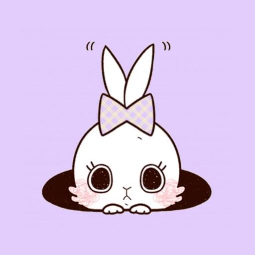蝴蝶结兔子
