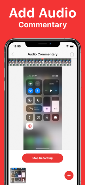 ‎Go Record: Screen Recorder Screenshot