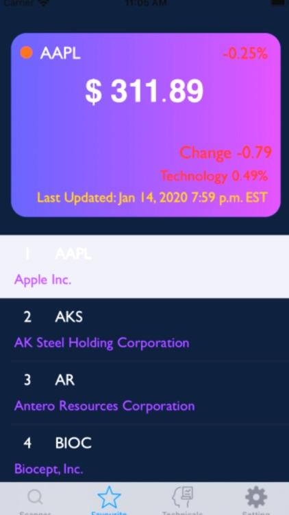 Stock Pickup : Lite+ screenshot-3