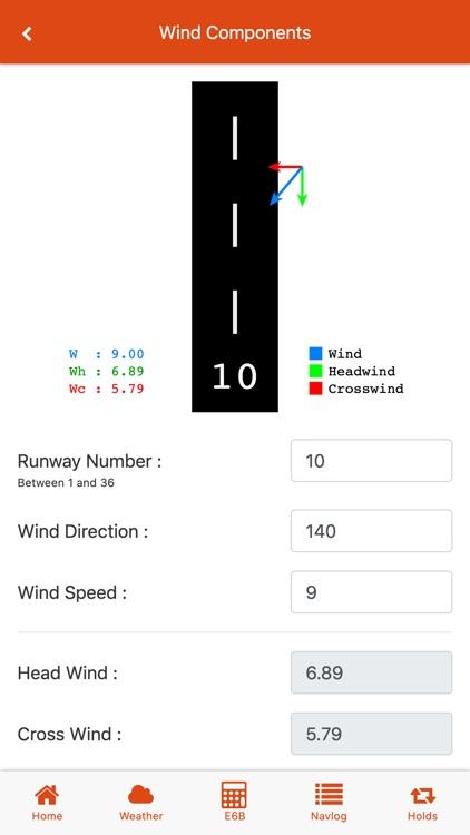 E6BX E6B Flight Computer screenshot-4