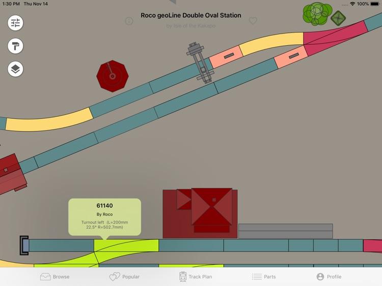 Train Layouts screenshot-4