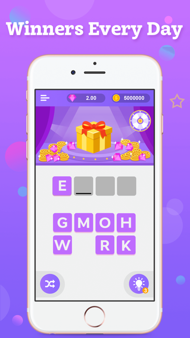 Words Luck: Search, Spin & Win screenshot 10