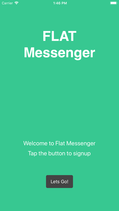 点击获取Flat Messenger