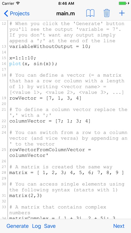 Anoc Pro Octave Editor