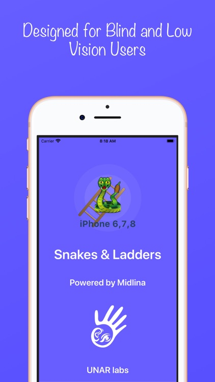 Snakes and Ladders - UNAR Labs screenshot-0