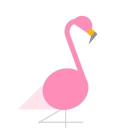Flamingo オフラインでバックグラウンド再生 By Leglus Apps