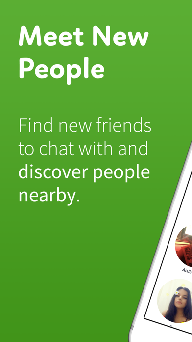 KK Username Search for Friends Screenshot