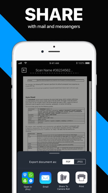 Scanner App Pro: PDF Scan screenshot-3