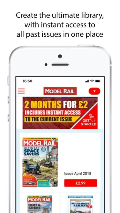 Model Rail Magazine review screenshots