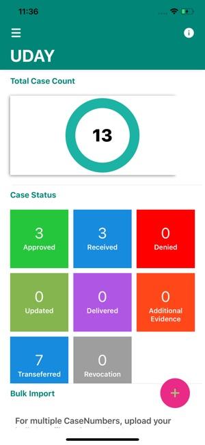 Pelicon - USCIS CaseTracker on the App Store