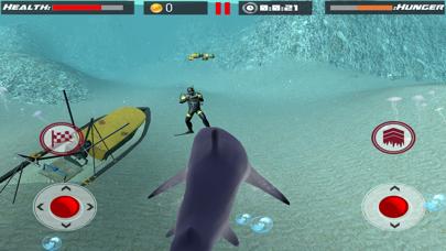 White Shark Sim : Great Attack-2