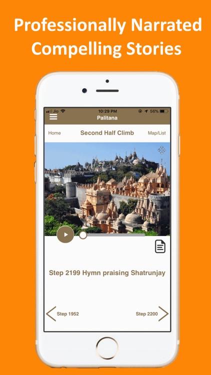 Palitana Shatrunjay Tour Guide screenshot-3