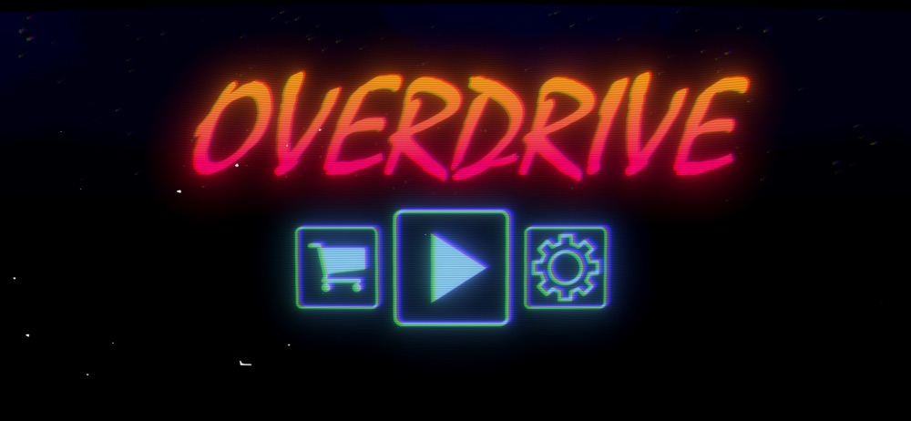 OverDrive – Synthwave Racer