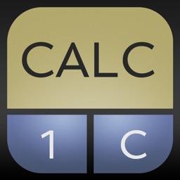 CALC 1 Customizable Calculator