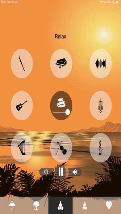 CALM MUSIC - Sounds to Relax screenshot three