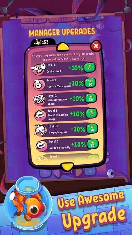 Monster Idle Factory screenshot-4