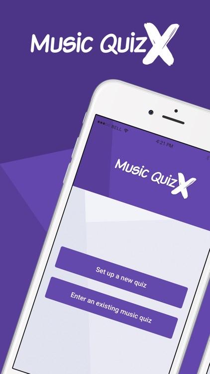 Music Quiz X