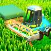割草机3D - 清除谜题