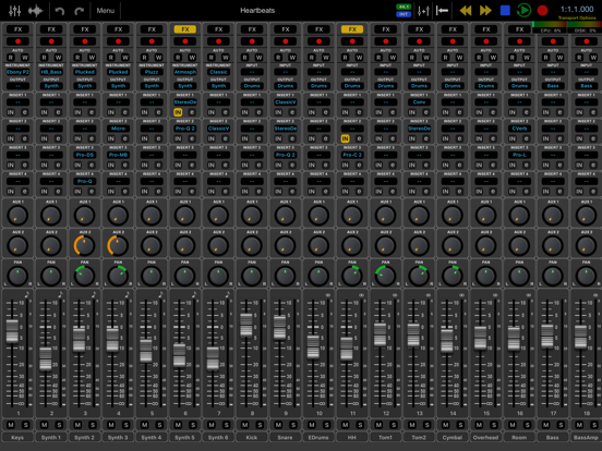 Auria Pro - Music Production