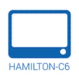 HAMILTON-C6 simulation