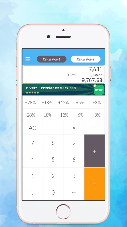 Easy Tax Calculator screenshot-3