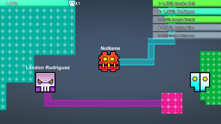 Geometry Master - Cube.IO Run
