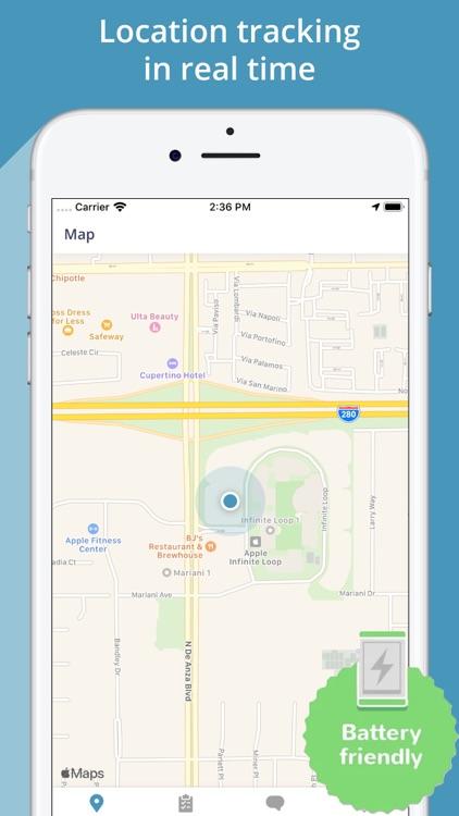 Mobile Phone GPS Tracker screenshot-0