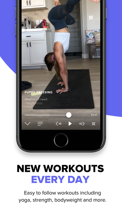 Playbook - a partner in health screenshot two