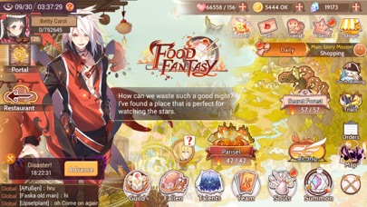 Food Fantasy free Crystals hack
