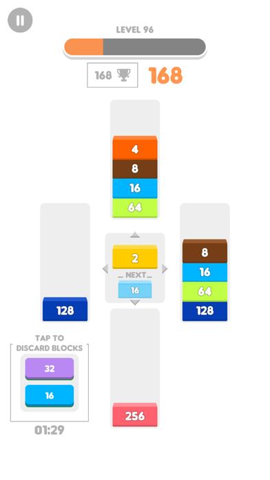Brick Merge 2D screenshot 4