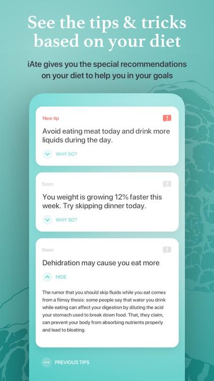 iAte Weight Loss screenshot-4