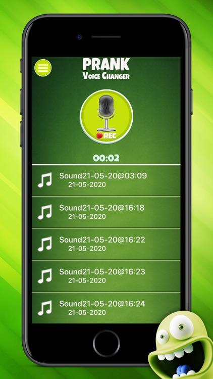 Prank Voice Changer & Modifier