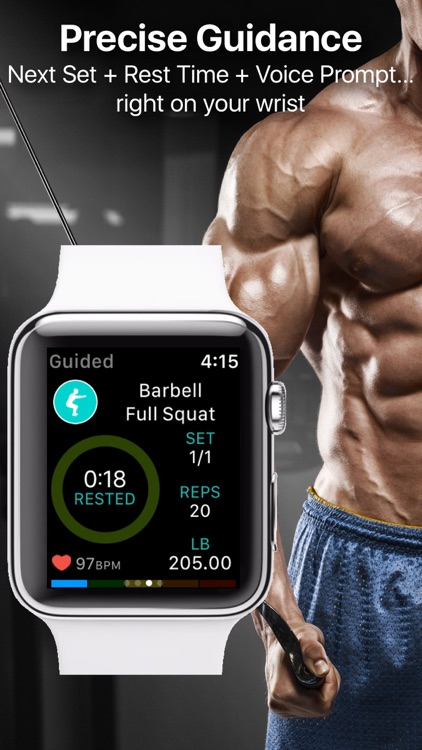 Gymatic Workout Tracker screenshot-4